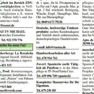 Bekannschaftsanzeigen - Stuttgarter Wochenblatt