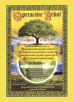 Baumpflanzaktion In Santa Rita Ii Wochenblattes