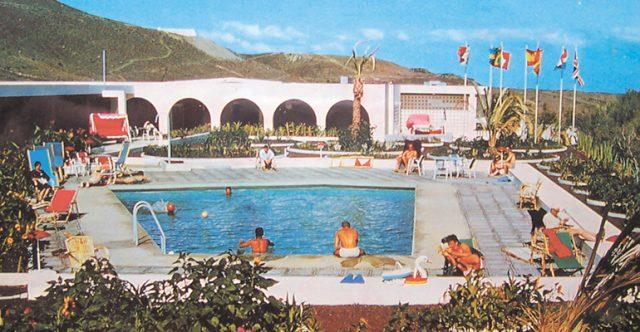 Rul Bückles Hotel Casa Atlántica war das erste in Jandía. Es hatte 48 Betten. Foto: WB