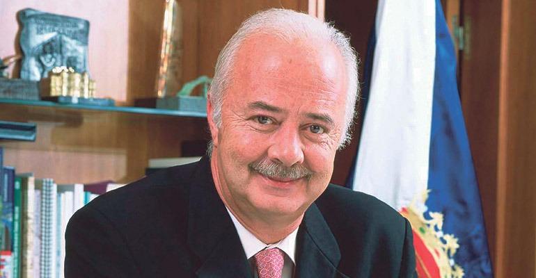 Der ehemalige Inselpräsident Ricardo Melchior ist Schirmherr unserer Spendenaktion.