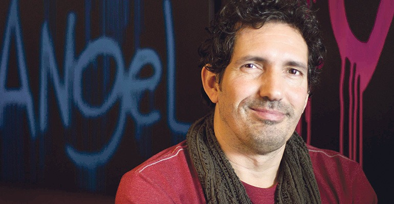 Der aus der Region Aragon stammende Lehrer und Pädagogik-Experte César Bona. Foto: EFE