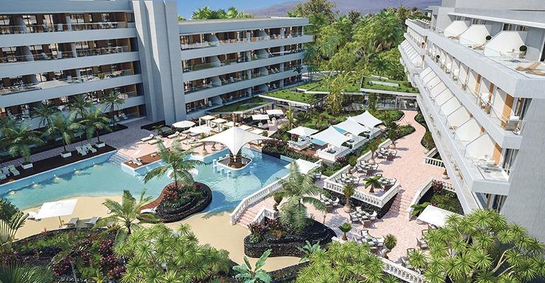 Ehemaliges Hotel Chiripa Wird Zum 7 Pines Resort Tenerife