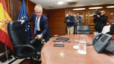 Regionalpräsident Ángel Víctor Torres reagierte auf die Beschwerden der Rentner. Foto: EFE