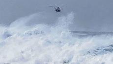 Die Besatzung des Rettungshubschraubers konnte die beiden Verunglückten nur noch tot bergen. Foto: fuerteventura emergencias