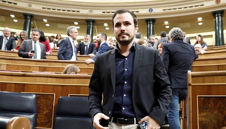 Garzón Alberto - Foto EFE
