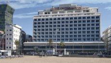 Das Fünfsternehotel Cristina an der Strandpromenade von Las Canteras wurde 1971 eröffnet. Foto: WB