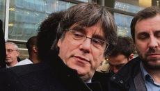 Puigdemont und seine Mitstreiter sollen persönlich haften. Foto: EFE