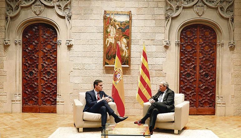 Blockade des Dialogs mit Katalonien aufgehoben - wochenblatt.es