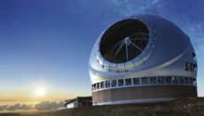 Kommt das 30-Meter-Teleskop doch noch auf den Roque de los Muchachos? Foto EFE