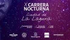 X Carrera Nocturna Ciudad de La Laguna