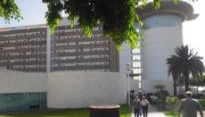 Im Universitätskrankenhaus HUC in La Laguna ist man auf die Versorgung der Patienten eingestellt.