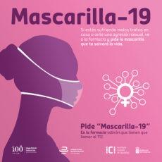 Der Code Mascarilla -19 soll Frauen in Not helfen.