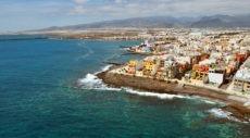 Die Küste von Agüimes im Osten Gran Canarias Foto: Fotos Aereas de Canarias