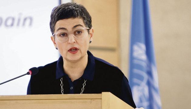 Außenministerin Arancha González Laya Foto: EFE