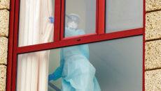 Das Pflegeheim in Fasnia beschäftigt 48 Mitarbeiter und hat 55 Bewohner. Foto: EFE