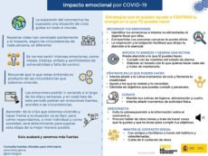 Der Leitfaden auf Spanisch, so wie der vom Gesundheitsministerium veröffentlicht wurde. Foto: Ministerio de Sanidad