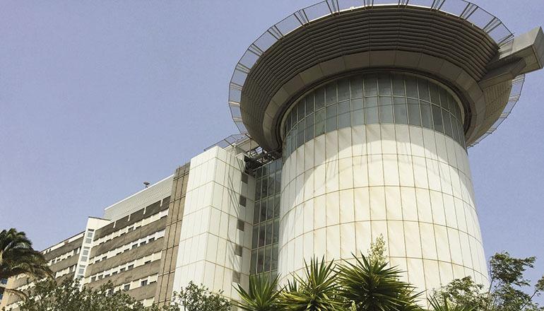 Am 16. März kam es im Krankenhaus HUC in La Laguna zum zweiten Todesfall infolge einer Corona-Infektion auf den Kanaren. Foto: WB