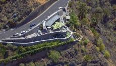 Blick von oben auf den Humboldtblic, als er im Jahr 2010 eröffnet wurde. Der berühmteste Aussichtspunkt des Nordens von Teneriffa ist seit sechs Jahren abgeriegelt. Foto: Moisés Pérez