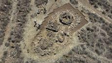 Die vier neu entdeckten Steinbauten erinnern an Grabhügel, doch wurde dort niemand bestattet.