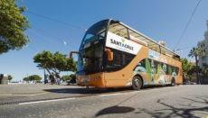 Informationen zu Abfahrtzeiten der Sightseeingbusse und zu den Preisen gibt es auf der Website www.tenerifecityview.com Foto: Ayuntamiento de Santa Cruz