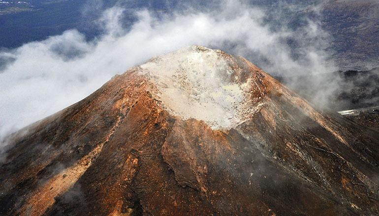 Die Sondergenehmigung für den Aufstieg bis zum Gipfel kann über die Website www.reservasparquesnacionales.es beantragt werden. Foto: Cabildo de Tenerife