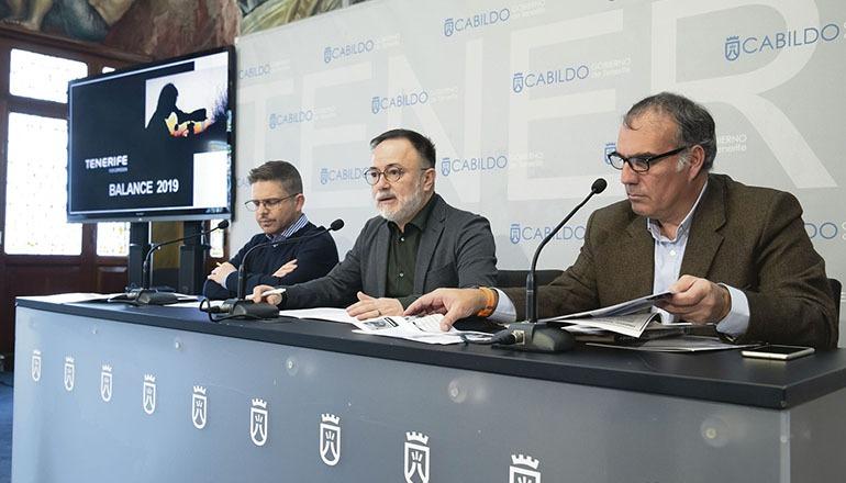 Die Tenerife Film Commission blickt auf ein erfolgreiches 2019 zurück. Foto: Cabildo de Tenerife
