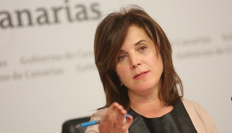 Gesundheitsministerin Teresa Cruz musste ihren Posten räumen. Foto: EFE