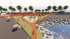 Vorlage des Strand-Projektes foto: Ayuntamiento de san sebastián