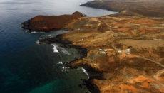 Der Unfall ereignete sich an der Küste von Abades. Es dauerte zwei Tage, bis der Verletzte gefunden wurde. Foto: Fotos Aereas de Canarias
