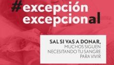 Das Instituto Canario de Hemodonación y Hemoterapia ruft auf, auch während der Coronavirus-Krise Blut zu spenden. Foto: Gobierno de Canarias
