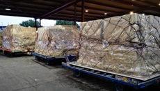Das sanitäre Material wurde von der Regionalregierung für 16 Millionen Euro erworben. Foto: Gobierno de Canarias