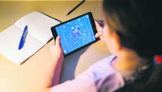 Das kanarische Bildungsressort versucht, durch die Bereitstellung von Hilfsmitteln wie Tablets, die digitale Kluft zu verringern und allen Schülerinnen und Schülern die Teilnahme am digitalen Fernunterricht zu ermöglichen. Foto: Gobierno de Canarias