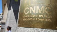 Der Sitz der Wettbewerbskommission (Comisión Nacional de los Mercados y la Competencia, CNMC) in Madrid Foto: EFE