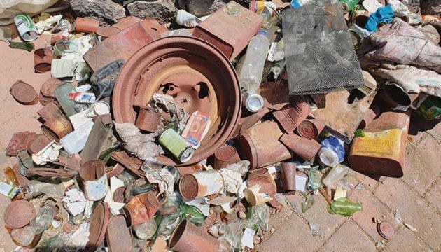 Müll. Fotos: WB/CAbildo de Tenerife