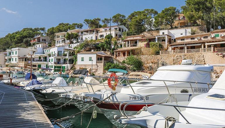 Cala Figuera auf Mallorca Foto: PIxabay