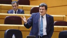 Sozialminister José Luis Escrivá Belmonte Foto: EFE