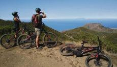 La Gomera bietet ideale Bedingungen für Aktivtourismus. Foto: Cabildo de La Gomera