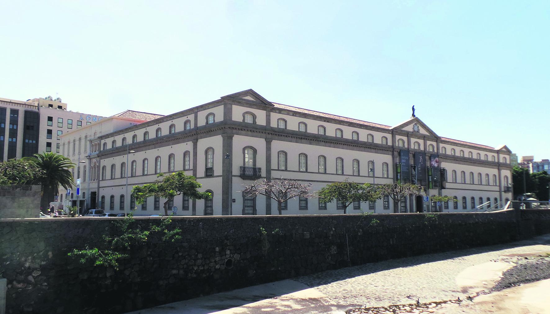 Das MUNA ist eines der Inselmuseen, die ab dem 13. Mai mit Einschränkungen wieder öffnen wird. Foto: Moisés Pérez