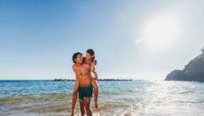 Urlaubsspaß mit Sonne, Strand und Meer wird hoffentlich im Sommer wieder möglich. foto: Turismo de Tenerife