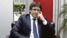 Der ehemalige katalanische Präsident und Separatistenführer Carles Puigdemont