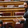 Santiago Abascal, Vorsitzender der ultrarechten Partei VOX Fotos: EFE