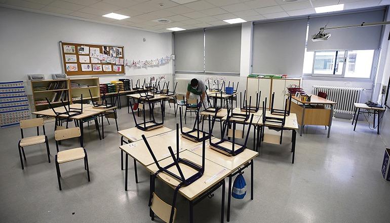 In einer Frage waren sich fast alle Befragten einig. Für die vorgesehenen Veränderungen wie Unterricht in kleinen Gruppen ist mehr Personal nötig. 90,7% der befragten Lehrkräfte stimmten darin überein. Foto:EFE