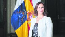 Stadträtin Marta Arocha Correa Foto: Ayuntamiento de Santa Cruz