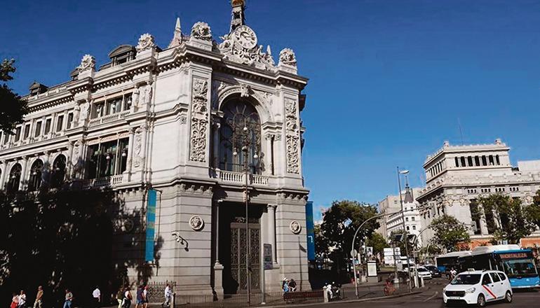 Die Spanische Zentralbank hat Anfang Juni Daten zu den Stundungen von Krediten durch die Banken während der letzten Monate veröffentlicht. Foto: EFE