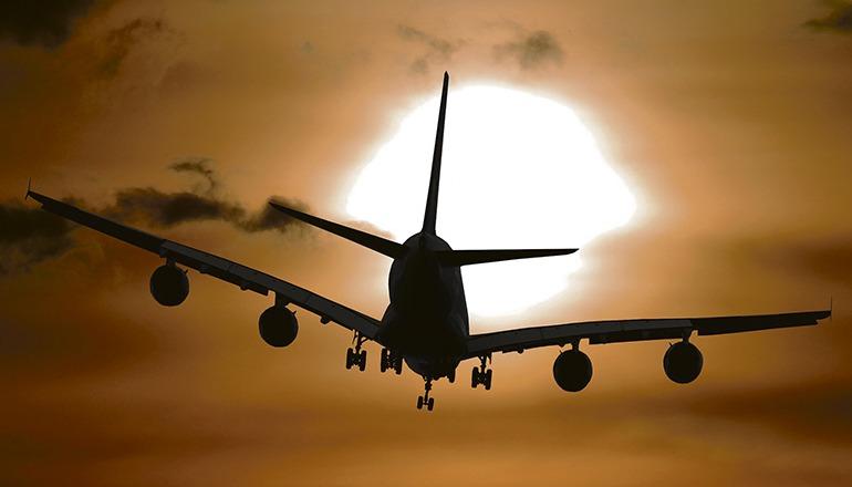 Auf welchem kanarischen Flughafen die Maschine landen wird, ist noch nicht bekannt. Foto: WB