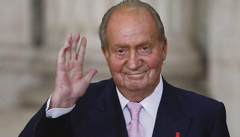 Der emeritierte spanische König Juan Carlos sieht sich Ermittlungen der Generalstaatsanwaltschaft des Obersten Spanischen Gerichtshofes ausgesetzt. Foto: EFE
