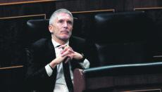 Innenminister Fernando Grande-Marlaska Foto: EFE