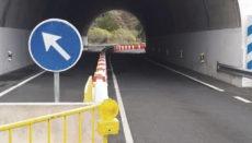 Beide Fahrspuren im Tunnel am Mirador La Grimona sind wieder für den Verkehr freigegeben. Foto: Cabildo de Tenerife