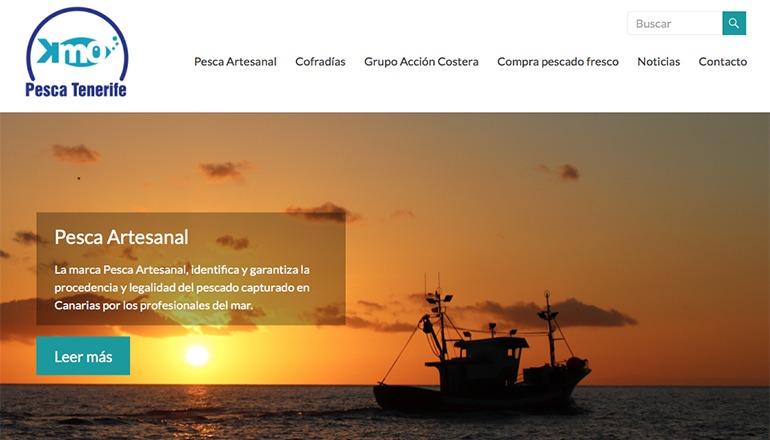 Fischereiwebsite