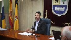 Isaí Blanco wurde durch Misstrauensvotum als Bürgermeister von La Oliva abgewählt. Foto: Ayuntamiento de La Oliva
